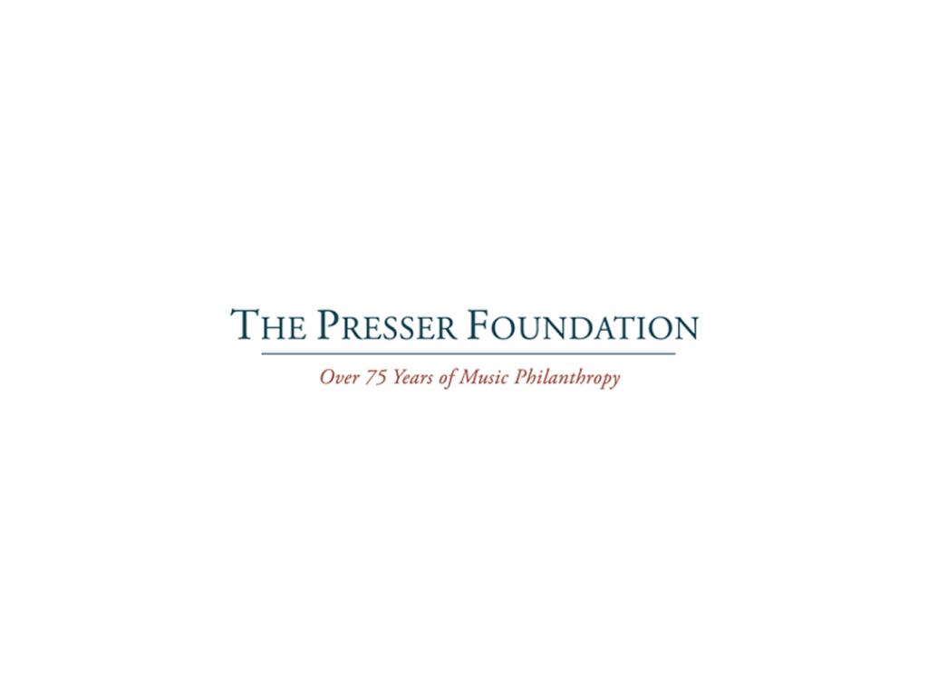 Presser Foundation